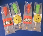 6 Lego Cars oder Avengers Rock Candy Sticks Kids Party Favors Geburtstagsparty -…   – Lego Ideen