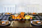 5 einfache Tipps zum Einrichten eines wunderschönen Thanksgiving-Tisches | SimplyRecipes.com   – Recipes to Cook