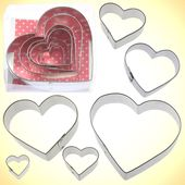 Kiss cookie cutter Lips and Bubble Cookie Cutter Set Fondant cutters Valentine/'s Day cookie cutter