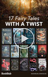 17 Fairy tale retellings with a twist!