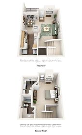 One And Two Bedroom Apartments In Austin Tx Apartment Floor Plans Sims House Design Apartment Layout