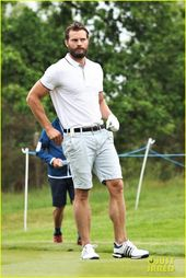 Pin By Eileen Mason On Jamie Dornan And Golf Jamie Dornan Jamie Golf Event