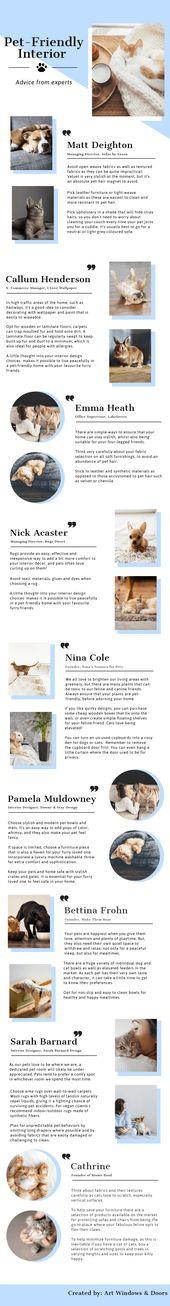 Hübscher Ratgeber (aus Sicht der Katzenbesitzer) www.artwindowsand …