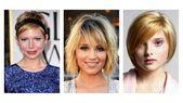 15 Stilvollen frisuren mittellang rundes gesicht Ideen  #frisuren #gesicht #mittellang #rundes #anständiger Haarschnitt für Mä