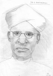 Dr Sarvepalli Radhakrishnan Was An Indian Philosopher And Statesman Who Was The First Vice President Of In Disney Princess Drawings Princess Drawings Drawings
