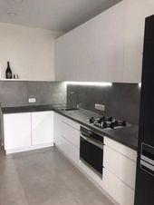 ✔74 inspiring modern luxury kitchen design ideas 4