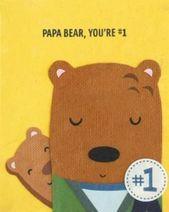 Papa Bear Card Default Title Bear Card Default Handcraftsrecycle Papa Title In 2021 Bear Card Papa Bear Christmas Elephant