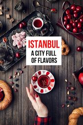 Istanbul Turkey A Metropolis Filled with Flavors