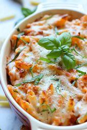 Paprika-Nudel-Auflauf   – Italian Recipes