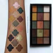 MAKEUP REVOLUTION RELOADED PALETTES REVIEW, SWATCHES, PHOTOS