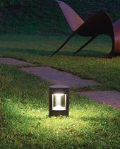 Ges Pollerleuchte Von Gea Led Gartenbeleuchtung Aussenbeleuchtung Beleuchtung