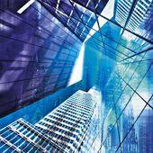 Photo of Kaufen Sie Artland Poster, Leinwanddruck »Architektur Gebäude Wolkenkratzer Digitale Kunst« online OTTO