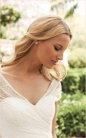 Brautfrisur Halboffen Pinterest – #brautfrisur #ha…