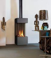 Kaminöfen und Kamine mit schönem Design
