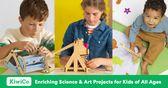 KiwiCo   STEM, STEAM & Science Kits for Kids