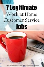 7 Legitimate Work At Home Customer Service Jobs Customer Service Ideas Of Selling A Home Tips Sel Customer Service Jobs Customer Service Working From Home
