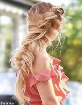 Frisuren für kurzes Haar | Pferdeschwanz Ideen für kleine Mädchen | Kinder Mädchen Frisur 20191022 - 22. Oktober 2019 um 14:53 Uhr