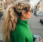 15 Cool Dutch Braids for Girls – Hairstyles 2018
