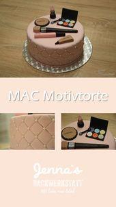 MAC Motivkuchen   – Motivtorten