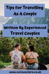 Is traveling as part of a couple something new to you? Want to know how to survive traveling as a couple? Read these tips from experienced travel coup…