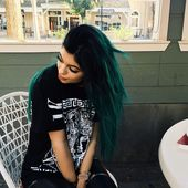 16 Times Kylie Jenner's Hair Completely Owned 2014