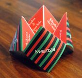 Kwanzaa Cootie Catcher, Kwanzaa Decoration, Happy Kwanza, Kwanza, Kwanzaa Card, Favor, Holiday, Game