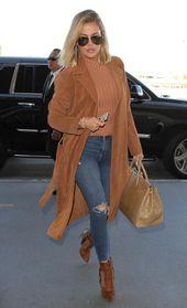 Khloé Kardashian, con el mejor 'look' de 'street style' del mes