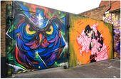 Camden Street Art (Mabacam) Tags: streetart london wall graffiti stencil mural c… – Grafiti & Street  Art – Coruja
