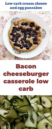 Bacon cheeseburger casserole low carb. Low carbohydrate eating plan guidelines a…   – Nutrition Plans To Lose Weight