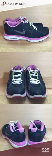 Girls Nike Dual Shock Gently used. Normal wear. Smoke free. No box. We always ca…