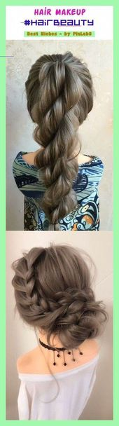 Hair makeup #makeup Haar Make-up | maquillage des cheveux | pelo maquillaje | ma…
