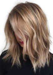 40 Styles mit mittelblondem Haar für mehr Inspiration