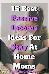 Passive Income Ideas For Anyone… Money Secrets Revealed!