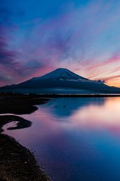 Photo by : Kon . Follow us for amazing posts! #PASHADELIC #FUJIdelic . . #light_… – Mt Fuji