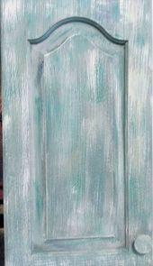 Kein Schleifen notwendig Mehrschichtlackierung mit Kreidefarbe von Annie Sloan