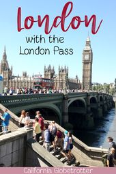 A Traditional London Itinerary with the London Pass – CG's Most Popular Pins