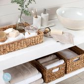 Photo of #accessories #Bathroom #Marcel Add a touch of Mediterranean-chic to your bathroo…
