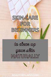 Lebensmittel für klare Haut, die Sie auch mit Feuchtigkeit versorgen – * Skin Care *