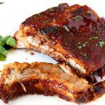 These Pressure Cooker Ribs (Instant Pot Ribs) are fall off the bone tender and c…