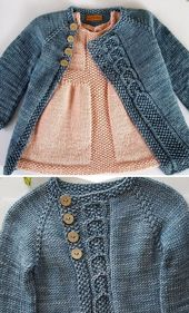 Olive You Baby – Free Knitting Pattern