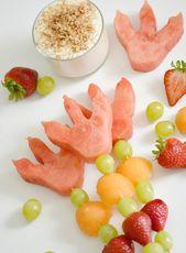Obstspieße für Kinder: So richten Sie Obst am Kindertisch kreativ an