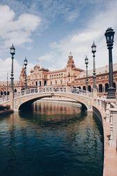 Top 10 Dinge zu sehen und zu sehen in Sevilla, Spanien