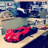 #nakedbutt #scarenta #rearpannels #uncovered #Ferrari