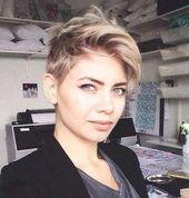Am meisten geliebte 20+ Pixie Haarschnitte – Lieben Sie dieses Haar #pixiebalayage #darkShorthair