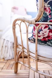 Dekosamstag: Ein kleines Stück Glück oder wie man einen kleinen Balkon einrichtet! – dreiraumhaus – BesteHaare – BesteHaare – Dekoration – Dekoration