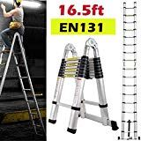 Top 10 Best Telescoping Ladders In 2020 Reviews Amaperfect In 2020 Ladder Telescopic Ladder Best Ladder