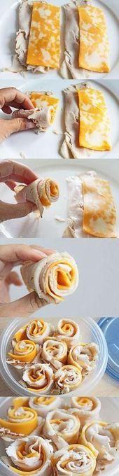 Breadless sandwich! Lose weight food! – Meal Ideas – #loss #brewless #food …  – Gewicht Verlieren