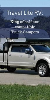 Travel Light Truck Campers For Sale In Pennsylvania Travel