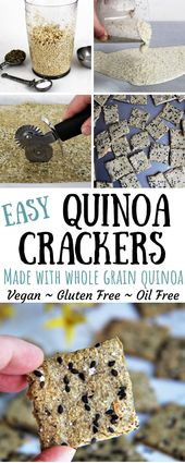 Gluten Free Cracker Recipe That Will Amaze You!