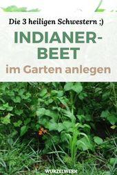 Die Milpa und ihre Geheimnisse: Mischkultur von Mais, Kürbis und Bohnen! – Garten gestalten